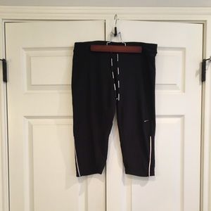 NIKE Dri-Fit Running Pants Short Leggings
